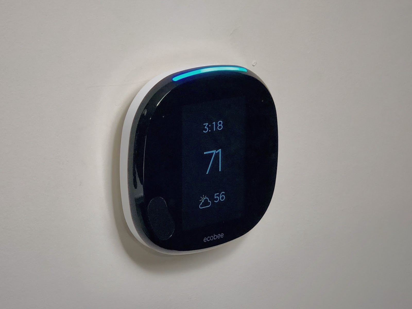 Ecobee4 Review With Built In Alexa 3 Way Light Switch