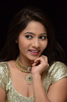 Actress Mitraw Stills at Aame Evaru Movie Audio Launch 0008.jpg