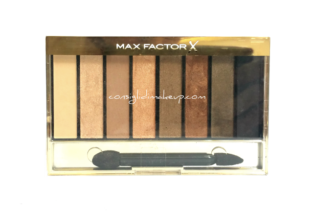 Review: Masterpiece Nude Palette 02 Golden Nudes - Max Factor