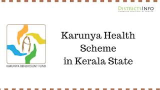 Karunya Health Scheme in Kerala State