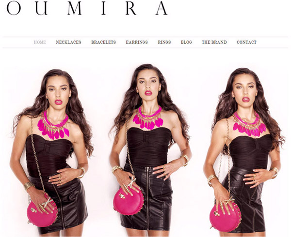 Oumira, High Fashion Jewellery Campaign - Fujifilm X-Pro1
