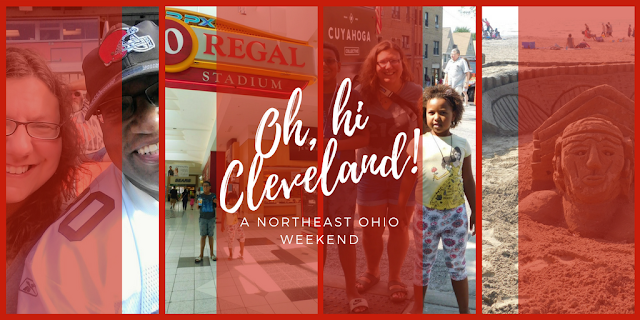 Oh, hi Cleveland! A Northeast Ohio Weekend {photos}
