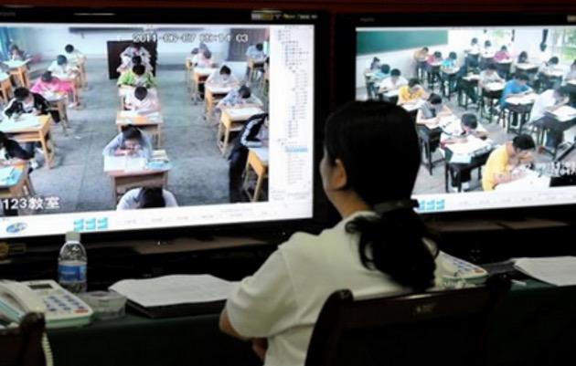 Masalah Pelajar Meniru, China Guna Khidmat Pasukan SWAT