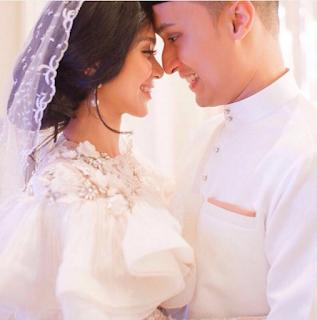 pernikahan anzalna nasir dan hanif