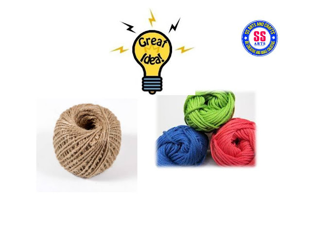 Here is jute crafts,jute flowers,woolen crafts,pom pom crafts,how to make jute baskets,crochet birds,yarn crafts,how to make jute and woolen basket nanduri lakshmi youtube channel