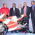 #AutoExpo2016: Mahindra showcases global 2-wheeler range with MGP3O, GenZe and Mojo Tribe Riders Club