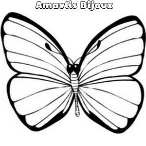 amavlis bijoux desenhos colorir borboletas