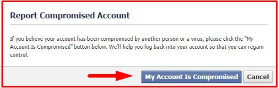 how to know if your facebook account is hacked