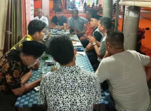Bawaslu Padang Pariaman Sosialisasikan Pengawasan Pemilu Ke Lapau-Lapau