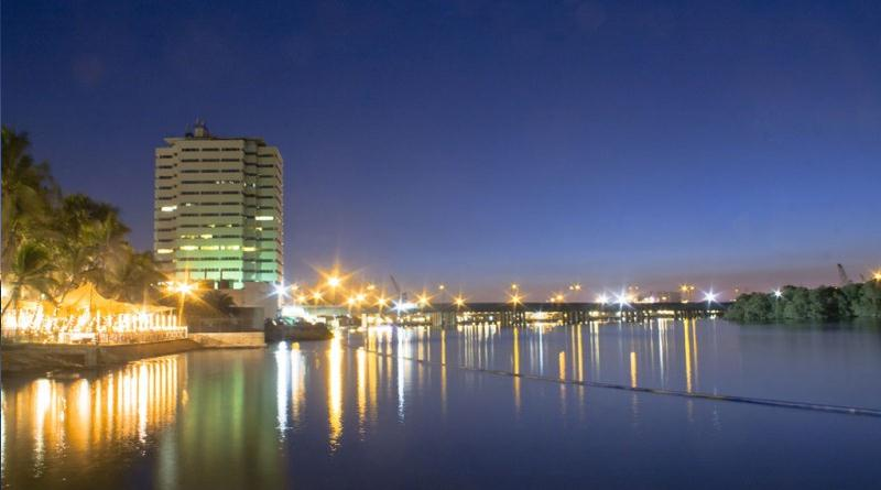 File:Native Jetty Bridge View Karachi.svg