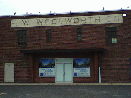 DIANA CORKRUM: Ode To Woolworths - More Than A Department