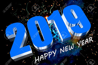 Top Happy New Year 2019 Wallpapers