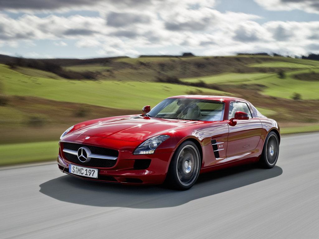 Specification Mercedes Benz Sls Amg A Dream Car