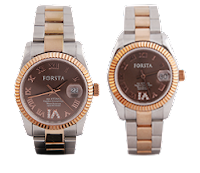 Alfamind Jam Tangan Couple Forsta Eterna Set ANDHIMIND