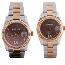 Jam Tangan Couple Forsta Eterna Set