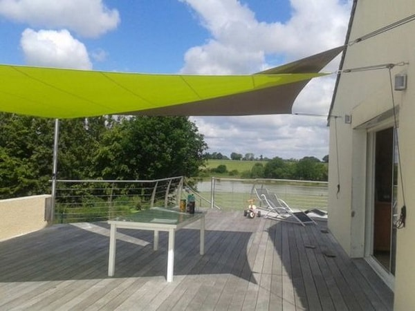 Discover The Advantages of Sail Awnings - Exterior Design Ideas 8