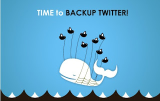 Twitter Backup: Intelligent Computing
