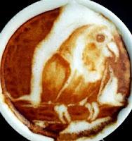 Kahve Falında Baykuş