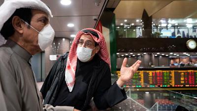 Wear a mask or face jail in Kuwait, Qatar