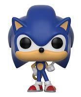 Pop! Keychain: Games - Sonic