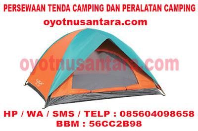 Tempat Rental Tenda Kapasitas 2 Orang Di Sidoarjo