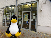 Im Schiller 40 Wolfsburg fand der Linux-Presentation-Day 2015 statt