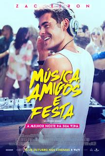 Assistir Música, Amigos e Festa Dublado Online HD