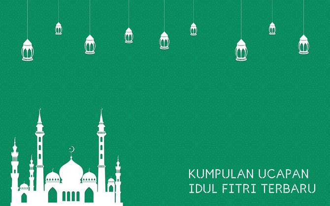 Kata Ucapan Selamat Idul Fitri 2019 untuk Caption dan