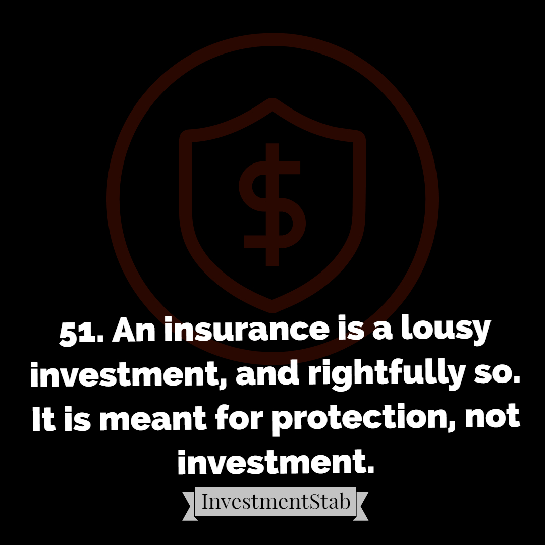 difference between life insurance and non life insurance pdf