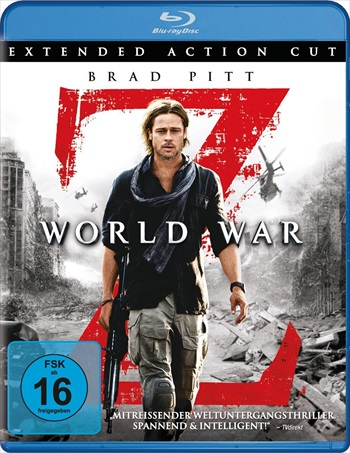World War Z 2013 Dual Audio Hindi Bluray Download