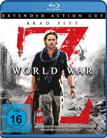 World War Z 2013 Dual Audio Hindi Bluray Download