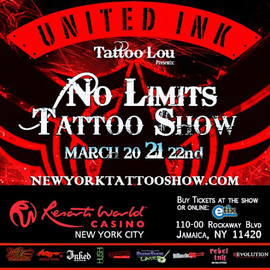 LIVE APPEARANCE - TACS at The United Ink Tattoo Show