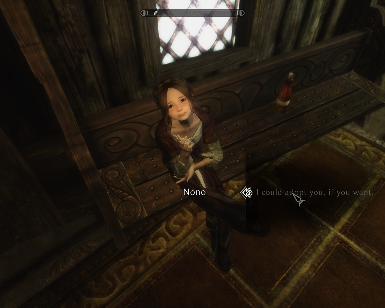 Skyrim How To Make Enough Room For A Child