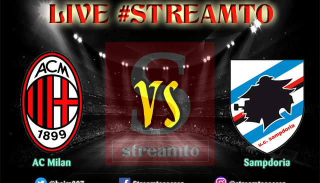 Serie A: AC Milan vs Sampdoria (2017/18)