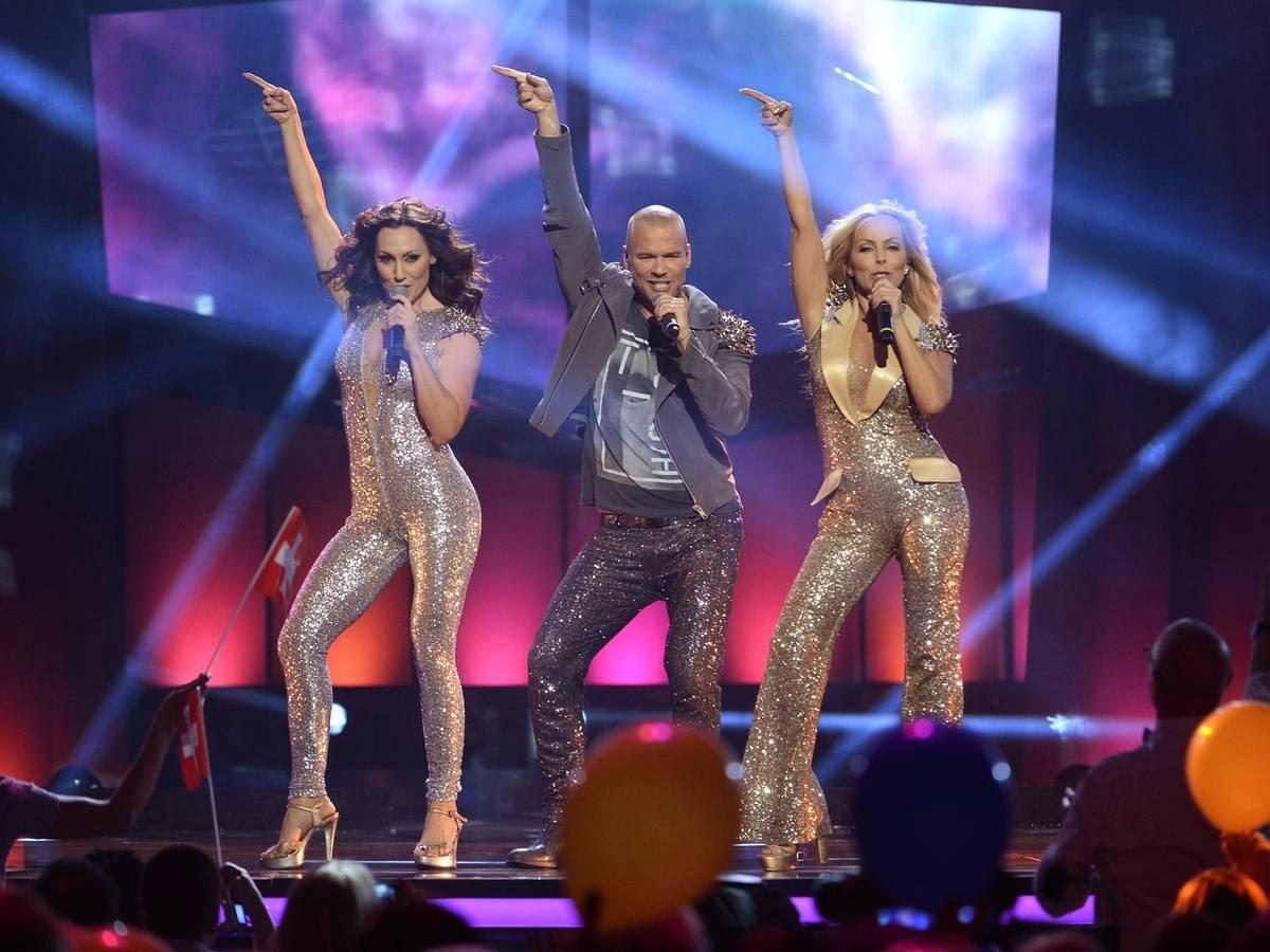 Alcazar en el Melodifestivalen