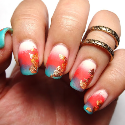 Sublime Sunrise Nails
