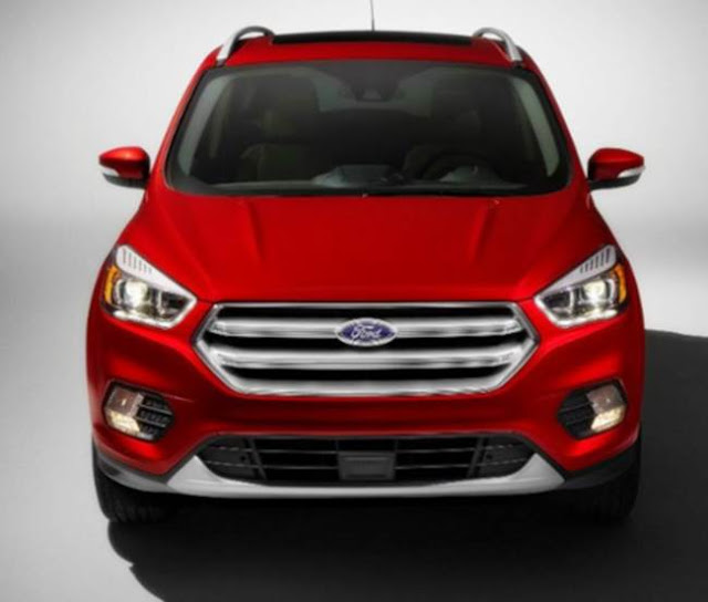 2018 Ford Kuga Rumors