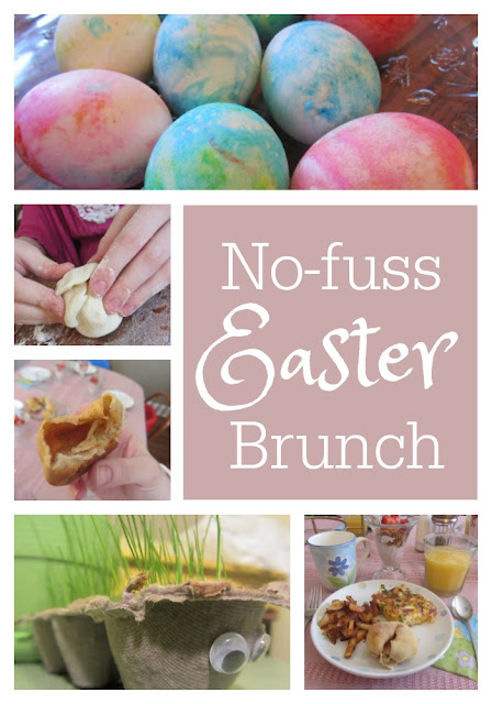 No-fuss ideas to celebrate the resurrection of Christ with kids.