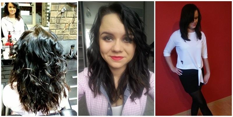 Podsumowanie października 2016- zmiana fryzury, nowości kosmetyczne + pierwsze zajęcia na uczelni ;)
