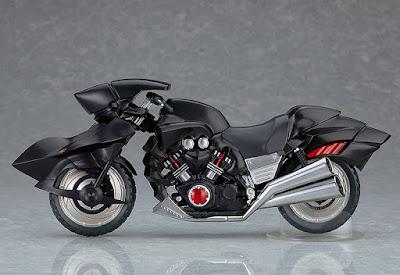 ex:ride Spride.08 - Cuirassier Noir