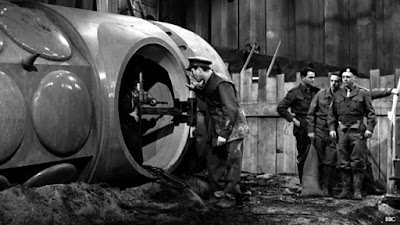 Quatermass and the Pit, the Ship, BBC serial