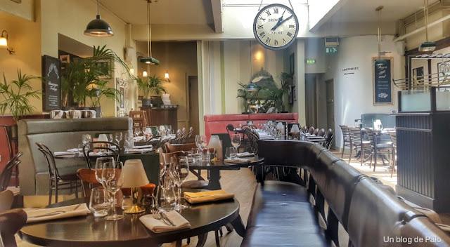 Restaurante Browns en Oxford