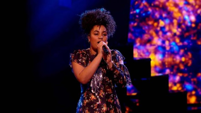 18 Yr Old Ruti Olajugbagbe Wins The Voice UK