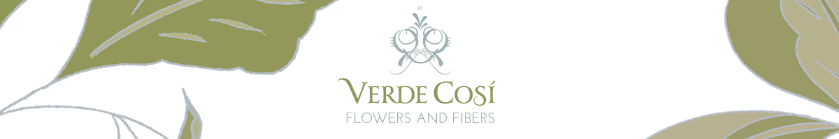 Verde Cosi Flowers and Fibers