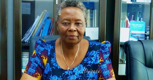Dk Hellen Kijo Bisimba