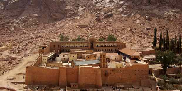 The Covenant of Prophet Muhammad with the Christians of Sinai