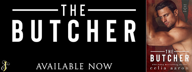 THE BUTCHER by Celia Aaron @CeliaAaron_ @EJBookPromos #AvailableNow #NewRelease #Review #TheUnratedBookshelf