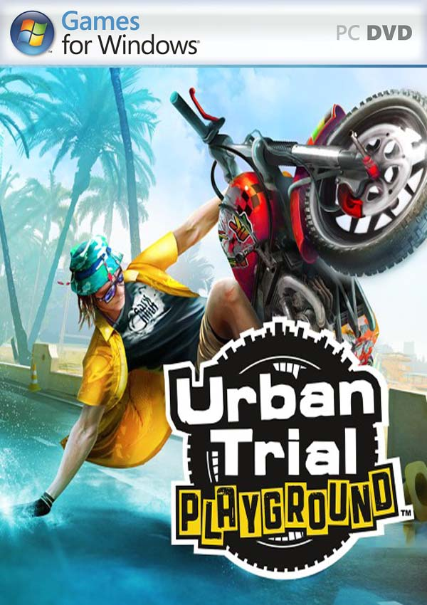 Urban Trial Playground PC Cover