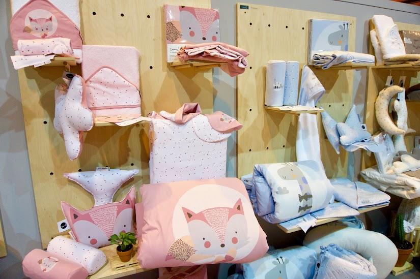 Textiles de punto y reversibles de Bimbi Dreams
