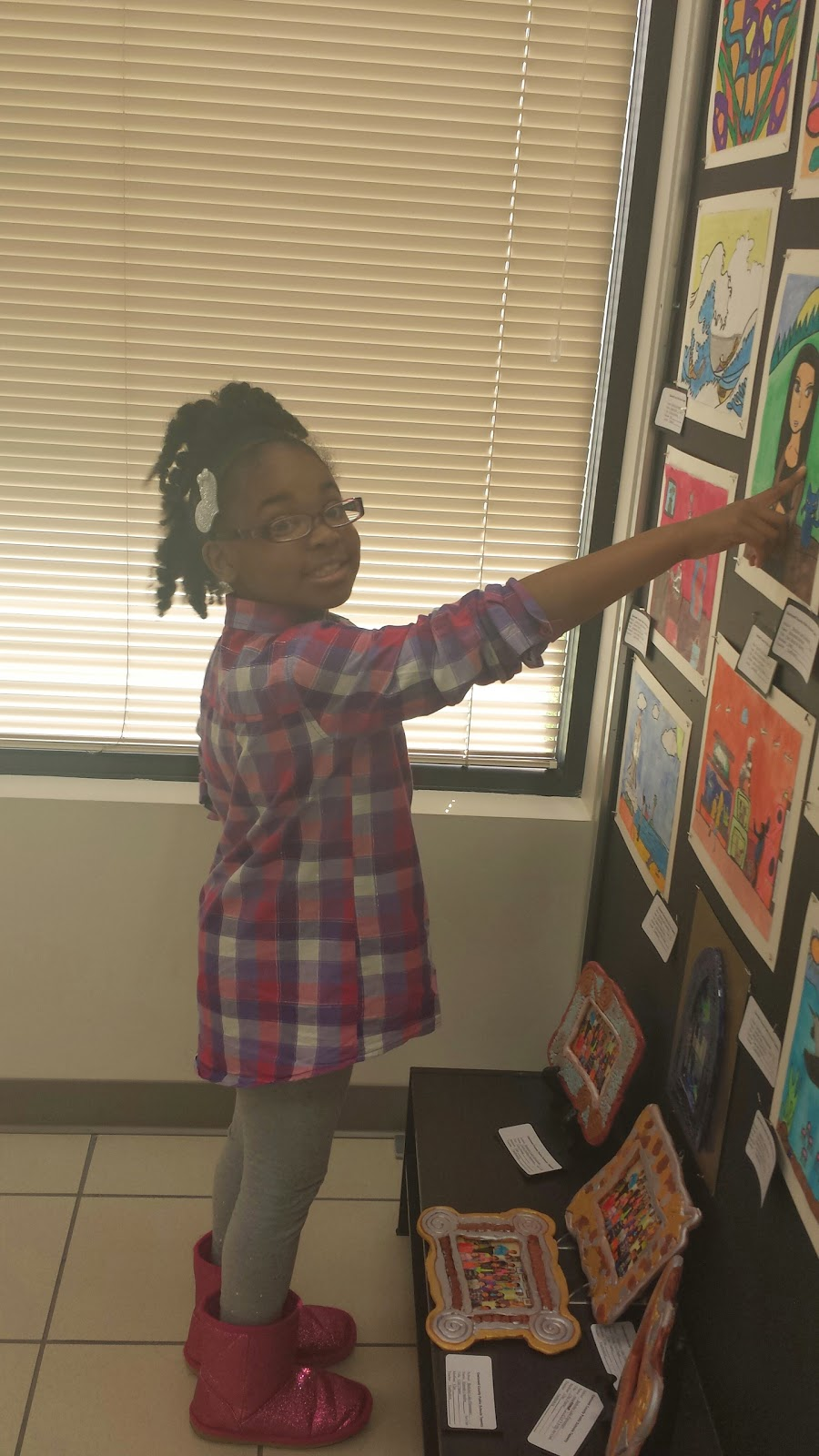 Art Show at Gwinnett County School District